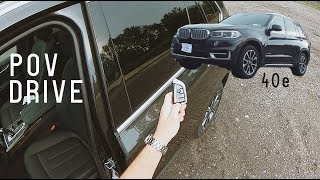 What It's Like to Drive the 2018 BMW X5 40e Plug-in Hybrid SAV!!!