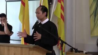 """Loi cua LmNV Khai Cam on Anh"""" Nguoi Thuong binh VNCH"""" 04.07.15Phan IV"""
