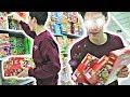 Nintendo Fanboy's REACTION to randomly finding Super Mario Cereal in stock