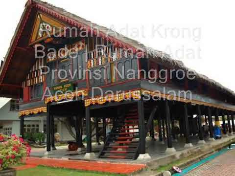 Nah Ini Dia 34 Rumah Adat Di Indonesia Youtube