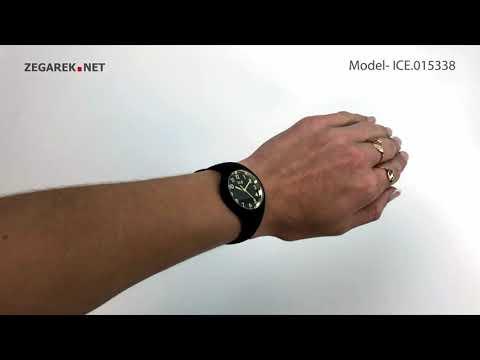 ICE Watch Ice-Glam ICE.015338 ICE Glam Black Gold Rozm. S - Zegarek.net