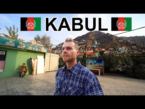 KABUL, AFGHANISTAN'S CAPITAL (Exploring the Notorious City)