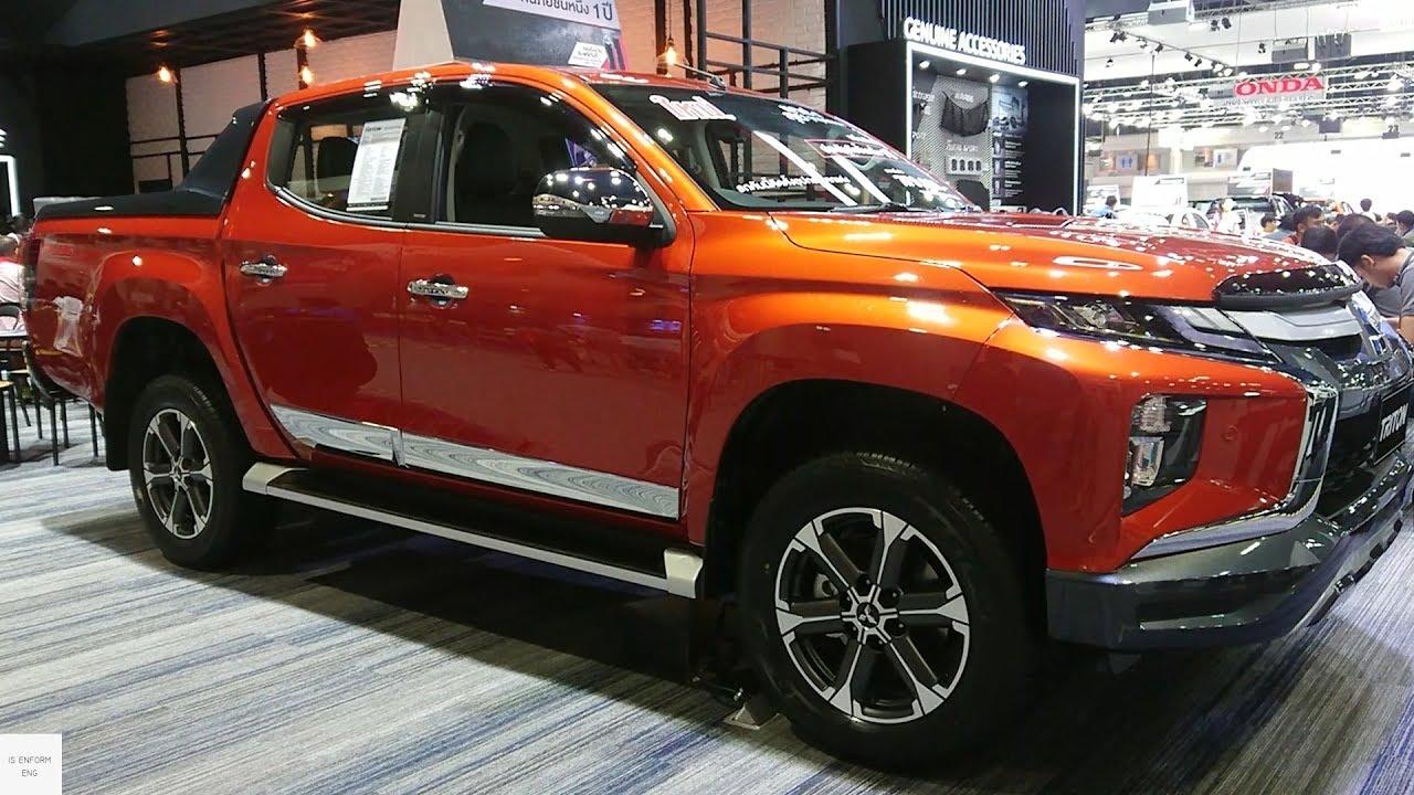 Mitsubishi Triton 2020 phiên bản 2.4D 2WD