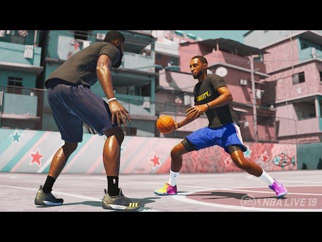 NBA Live 19 (видео)