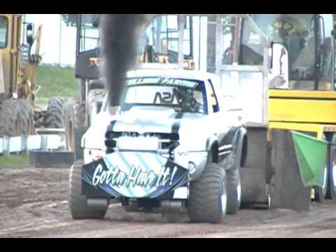 2011 Carrollton, OH OSTPA Shane Kellogg, Full Pull
