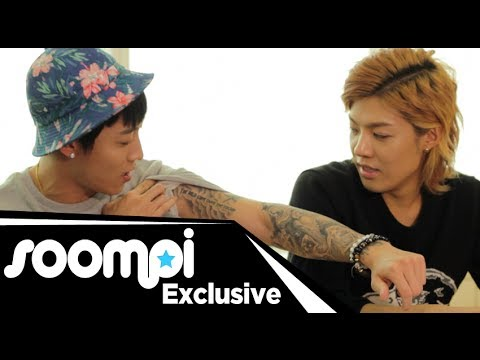 [Exclusive] Hip Hop Group M.I.B (엠아이비) Shows Off Their Mad Freestyle Skills at Soompi HQ!