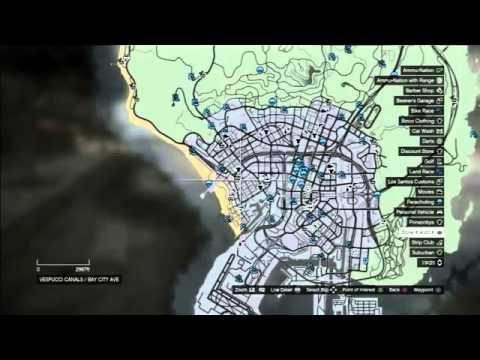 Grand Theft Auto 5 Online Simeon Car List Western Bagger ...