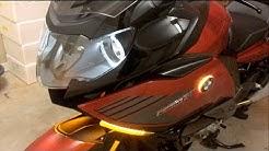 Bmw Motorrad Emblem Blinker