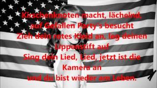 Lana del rey-carmen deutsche ...