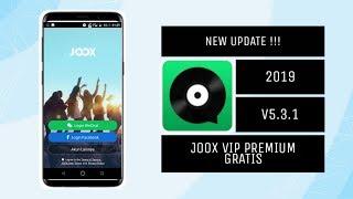 Gambar cover NEW UPDATE 2019!!! Joox Vip Premium Gratis