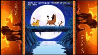 Disney's The Lion King Animated StoryBook (1994) Playthrough【Longplays Land】