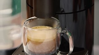 How to Brew a Shot of Espresso with your Verismo® V Brewer