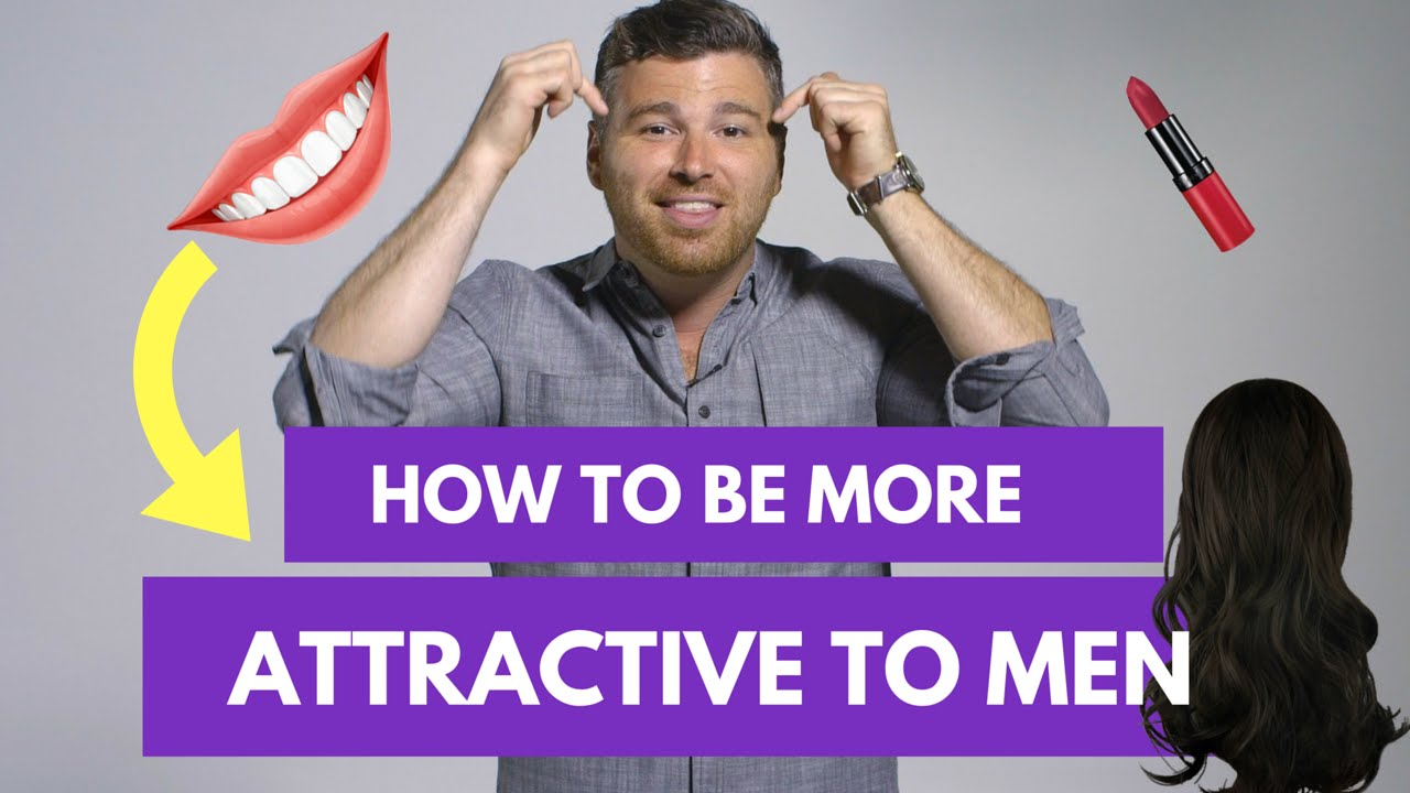 How to be more sexy men
