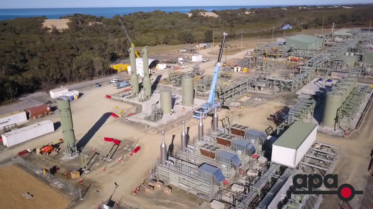 orbost gas plant upgrade | APA Group