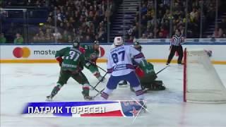 Игроки КХЛ на Олимпиаде 2018 - Сборная Норвегии