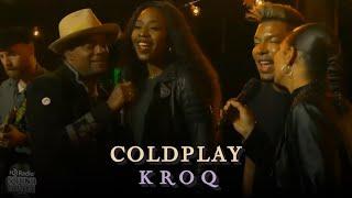 Coldplay - Cry Cry Cry (KROQ Radio, 2020)