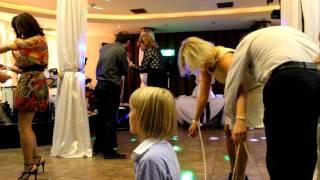 Конкурс гостей на свадьбе