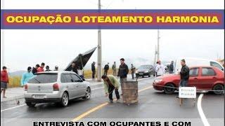 Loteamento Harmonia é invadido em Jaraguá do Sul