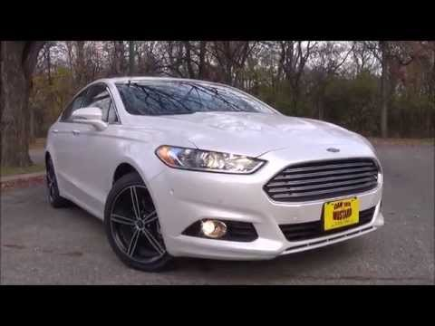 2016 ford fusion titanium w terracota package review youtube. Black Bedroom Furniture Sets. Home Design Ideas
