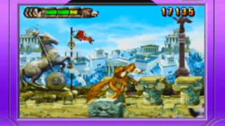 Altered Beast: Guardian of the Realms Game Sample - GBA