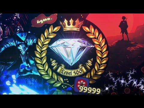 *Destiny Of Agma.io #2* Power Takeover ! (Black Name ?!)