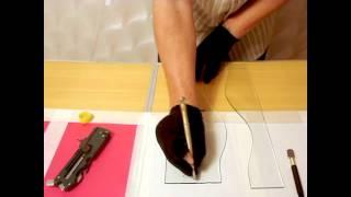видео Стеклорез алмазный: как выбрать и пользоваться