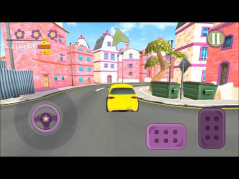 Parking Princess - Girl driving - iOS & Android Game