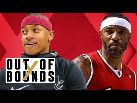 Isaiah Thomas Trade; Gronk Going Hollywood? Special Guest Kenyon Martin | Out of Bounds