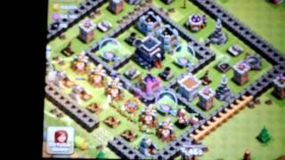 Most loot I've ever scored! Clash of Clans