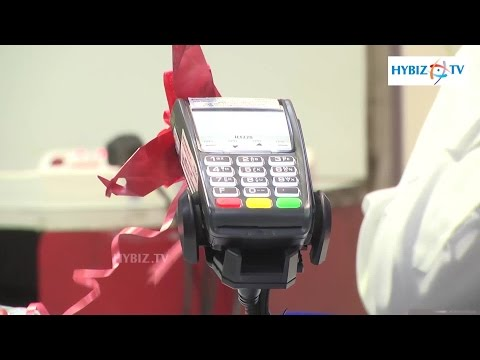 State Bank Of India Launch Point of Sale Machine - Hybiz.tv