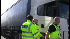 Cheshire Police - Commercial Vehicle Unit - Targeting illegal and incompliant commercial vehicles.