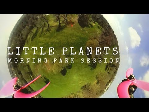 Little Planets - Morning park session