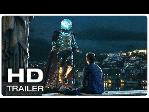 Mysterio Becomes an Avenger Scene – SPIDER MAN FAR FROM HOME (2019) Movie CLIP HD