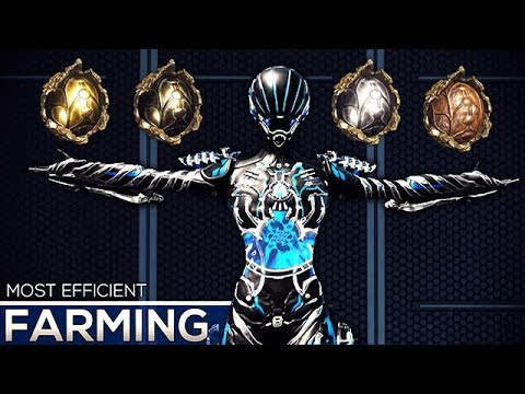 [24.2.6] Warframe - 1 Relic Per Minute - The Fastest Farming (Locations/Warframes/Builds/How To) thumbnail