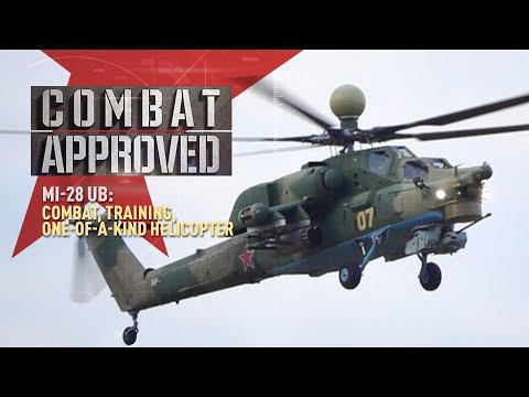RT Documentary: Mi-28 UB: Combat, Training, One-Of-A-Kind Helicopter. Advanced Night Hunter with Dual Control System