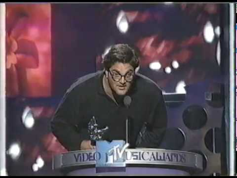 Mark Pellington wins Best Direction for Pearl Jam Jeremy 1993 VMAs