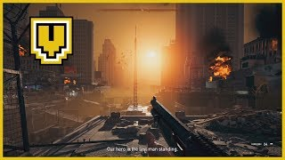 FAR CRY 5: DEAD LIVING ZOMBIES Gameplay Walkthrough Part 4 - Escape from the Rooftop (Story Solo)