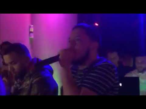 1st SOLO Performance @ Tryst Lounge In Fitchburg, Ma (Live Footage Edit)