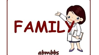 What is Family ? Community Medicine