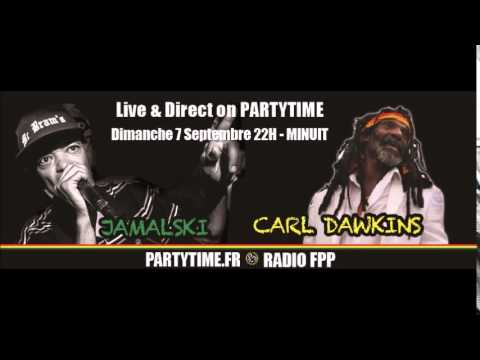 Carl Dawkins at Party Time   07 SEPT 2014