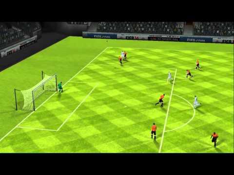 FIFA 14 iPhone/iPad - Celtic vs. Dundee United