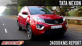 Tata Nexon 24,000km Report | Hindi | MotorOctane