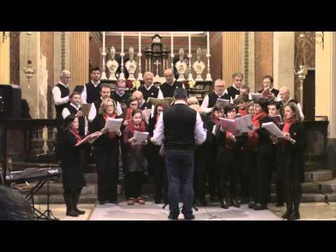 Coro Tre Ponti - Angels! - Mercurago 23 dicembre 2014