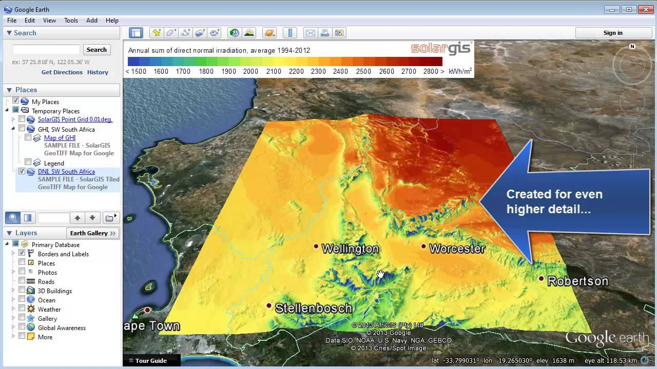 SolarGIS maps and data for Google Earth (Jun 2013) - full overview on google maps street view world, google maps street view location, google maps france, google maps update 2013, google maps 2014,