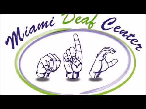 "Miami Deaf Center - ""A simple truth"""