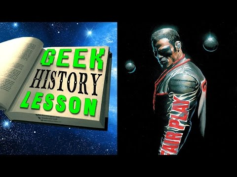 History of Mister Terrific (Arrow) - Geek History Lesson