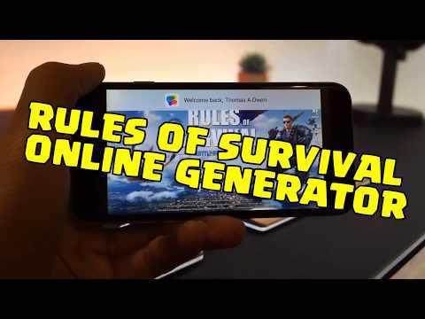 Rules of Survival Hack - How to get Unlimited Gems & Gold! [iOS / Android]