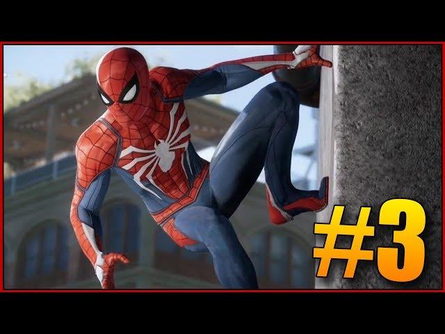 NOVÝ OBLEK! - Marvels Spider-Man #3