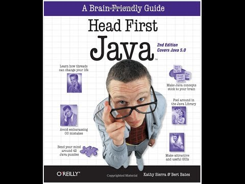 Head First Java Class 01 Youtube