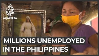 Millions more unemployed in the Philippines amid COVID-19 lockdown